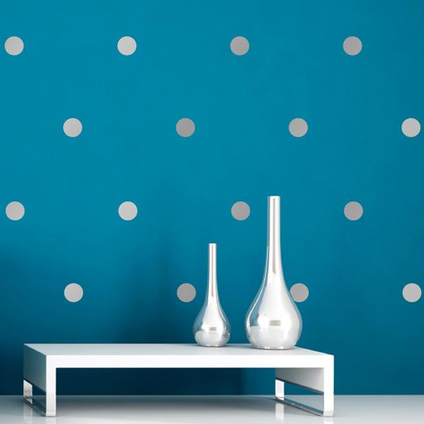 polka dot wall stickers multi pack of circle wall free shipping polka dot wall stickers home decor polka