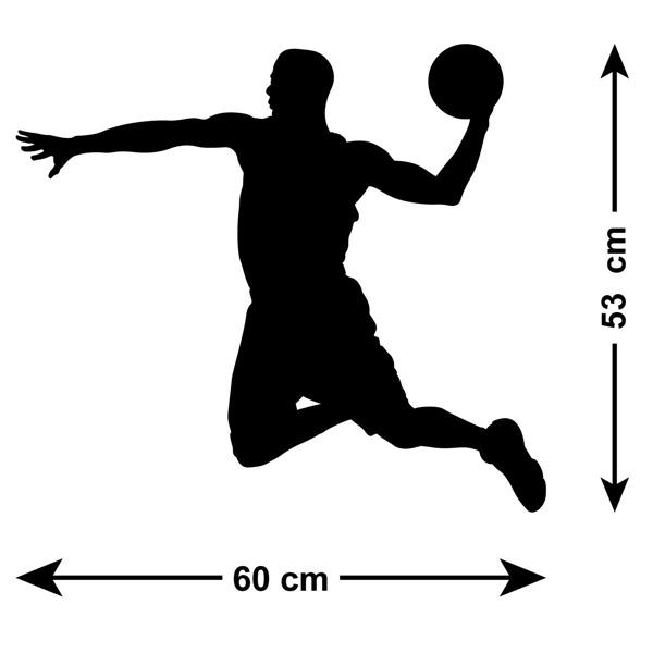 Slam Dunk Player Outline